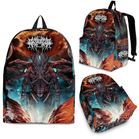 Official Gamma Sector Nex Omne Slampack - Crowdkill Apparel Death Metal Deathcore Hardcore Slam Merchandise