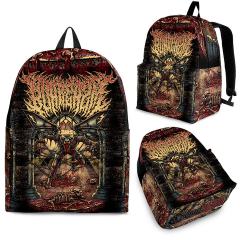 Official Boargazm Hampire Slampack - Crowdkill Apparel Death Metal Deathcore Hardcore Slam Merchandise