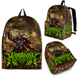 Official Hurakan Abomination Of Aurokos Slampack - Crowdkill Apparel Death Metal Deathcore Hardcore Slam Merchandise
