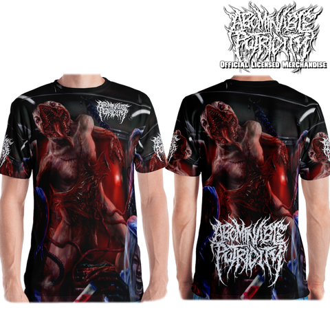 Official Abominable Putridity The Anomalies Of Artificial Origin All Over Print Tee