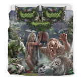 Official Gorepot In Pot We Trust Bedset - Crowdkill Apparel Death Metal Deathcore Hardcore Slam Merchandise