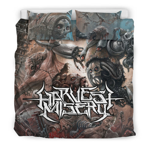 Official Harvest Misery Bedset