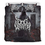 Official Bog Wraith All Hail Bedset - Crowdkill Apparel Death Metal Deathcore Hardcore Slam Merchandise