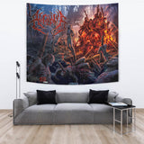 Official Acranius Reign Of Terror Giant Wall Flag