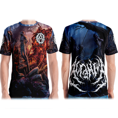 Official Acranius Reign Of Terror T-shirt