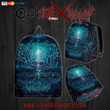 Official Vulvodynia Cognizant Castigation Slampack - Crowdkill Apparel Death Metal Deathcore Hardcore Slam Merchandise