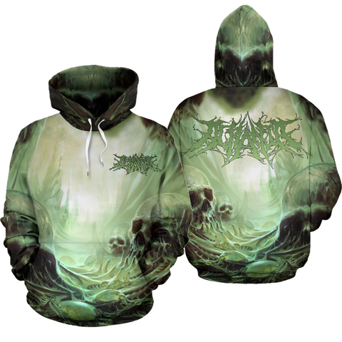 Official Acrania The Beginning of the End Pullover