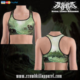 Official Acrania The Beginning of the End Sports Bra