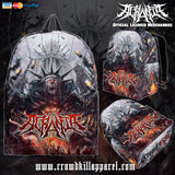 Official Acrania Tyrannical Hierarchy Slampack - Crowdkill Apparel Death Metal Deathcore Hardcore Slam Merchandise
