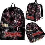 Official Slamentation Procreating A New Body Art Slampack - Crowdkill Apparel Death Metal Deathcore Hardcore Slam Merchandise