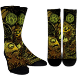 Official Bleeding Spawn Xenominions Socks