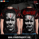 Official Crowdkill Apparel Halloween Beatdown T-shirt