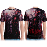 Official Vulvodynia Finis Omnium Ignorantiam All Over Print Tee - Crowdkill Apparel Death Metal Deathcore Hardcore Slam Merchandise