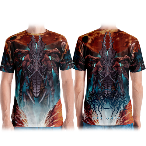 Official Gamma Sector Nex Omne All Over Print Tee