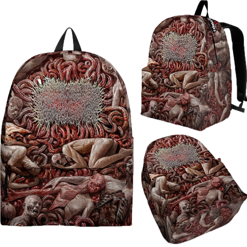 Official Xavleg Gore 2.0 Slampack - Crowdkill Apparel