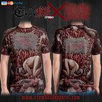 Official Xavleg Gore 2.0 All Over Print Tee
