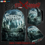 Official Gutrectomy Slampocalypse Slampack - Crowdkill Apparel Death Metal Deathcore Hardcore Slam Merchandise