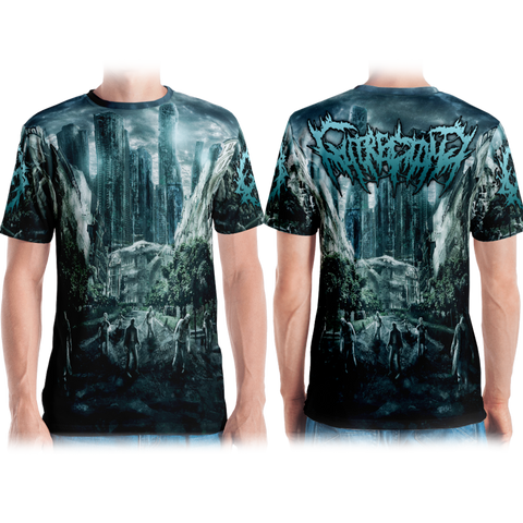 Official Gutrectomy Slampocalypse All Over Print Tee