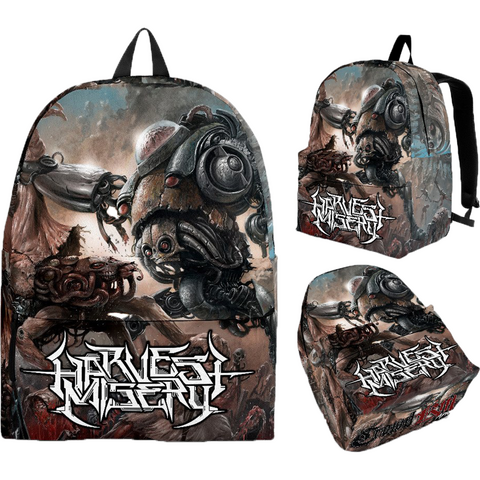 Official Harvest Misery Slampack - Crowdkill Apparel