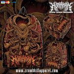 Official Hurakan Xenometh Slampack - Crowdkill Apparel Death Metal Deathcore Hardcore Slam Merchandise