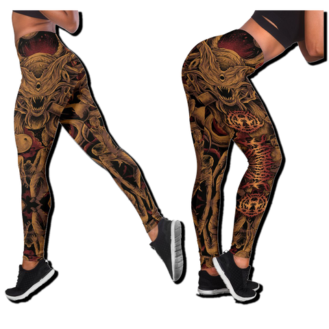 Official Hurakan Xenometh Leggings