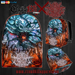 Official Mental Cruelty Purgatorium Slampack - Crowdkill Apparel Death Metal Deathcore Hardcore Slam Merchandise