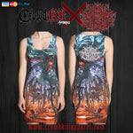Official Mental Cruelty Purgatory Dress - Crowdkill Apparel Death Metal Deathcore Hardcore Slam Merchandise