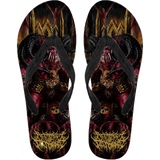Official Architect Of Dissonance ROTDT Flip Flops