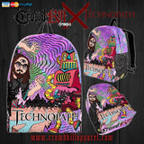 Official Technopath Slampack - Crowdkill Apparel