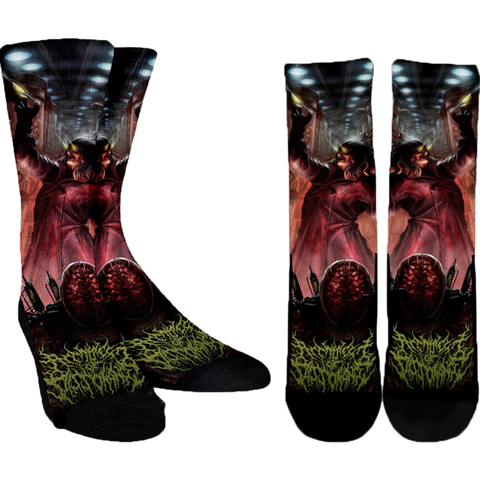 Official Architect Of Dissonance VMOOHV Socks
