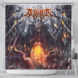 Official Acrania Tyrannical Hierarchy Shower Curtain