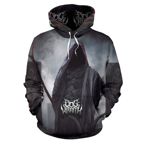 Official Bog Wraith All Hail Pullover - Crowdkill Apparel Death Metal Deathcore Hardcore Slam Merchandise