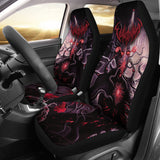 Official Vulvodynia Finis Omnium Ignorantiam Car Seat Cover - Crowdkill Apparel Death Metal Deathcore Hardcore Slam Merchandise