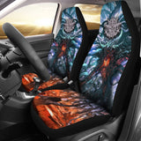Official Mental Cruelty Purgatorium Car Seat Cover - Crowdkill Apparel Death Metal Deathcore Hardcore Slam Merchandise