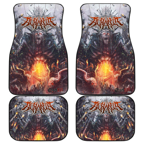 Official Acrania Tyrannical Hierarchy Car Floor Mats