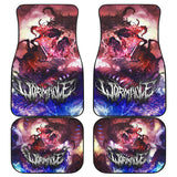 Official Wormhole Genesis Car Floor Mats