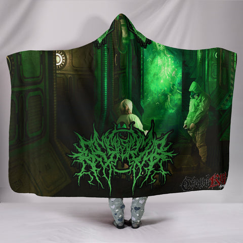 Official Gamma Sector Elements of Contamination Hooded Blanket