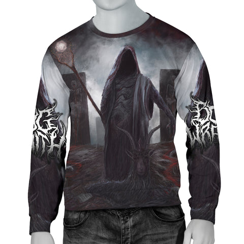 Official Bog Wraith All Hail Crewneck Sweater