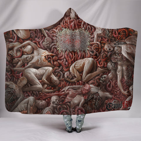 Official Xavleg Gore 2.0 Hooded Blanket