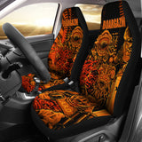 Official Boargazm Space Pigs Car Seat Cover - Crowdkill Apparel Death Metal Deathcore Hardcore Slam Merchandise