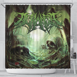 Official Acrania The Beginning of the End Shower Curtain