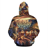 Official Vulvodynia Mob Justice Zip-Up