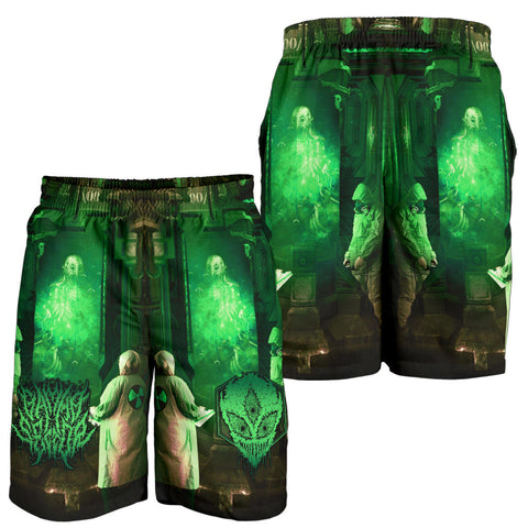Official Gamma Sector Elements Of Contamination Shorts