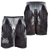 Official Bog Wraith All Hail Shorts - Crowdkill Apparel Death Metal Deathcore Hardcore Slam Merchandise