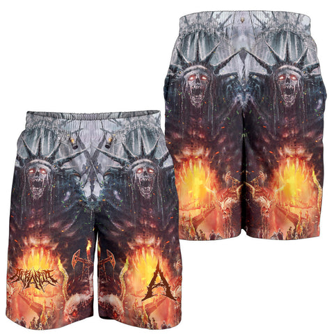Official Acrania Tyrannical Hierarchy Shorts