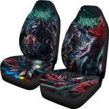 Official Bleeding Heaven Evolutionary Descendant of Brutality Car Seat Covers