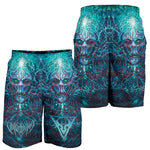 Official Vulvodynia Cognizant Castigation Shorts - Crowdkill Apparel Death Metal Deathcore Hardcore Slam Merchandise