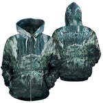 Official Gutrectomy Slampocalypse Zip-Up - Crowdkill Apparel Death Metal Deathcore Hardcore Slam Merchandise