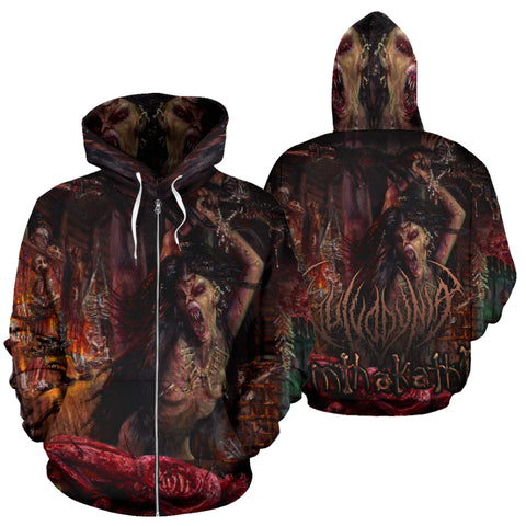 Official Vulvodynia Umthakathi Zip-Up
