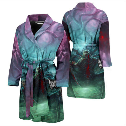 Official Primordial Swarm Scaphism Bathrobe